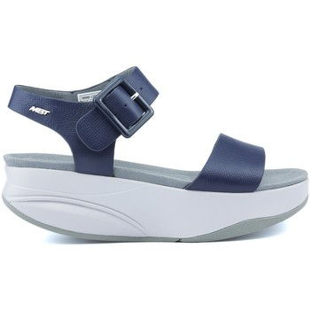 Shoes Women Sandals Mbt MANNI SANDALS 2 DK NAVY