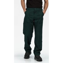 Clothing Men Trousers Professional New Action Water-Repellent Trousers Green