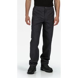 Clothing Men Trousers Professional New Action Water-Repellent Trousers Grey