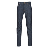 Clothing Men slim jeans Lee RIDER SLIM Rinse