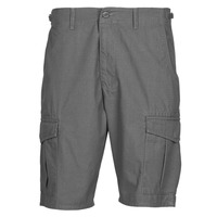 Clothing Men Shorts / Bermudas Lee CARGO SHORT FATIGUE Steel / Grey