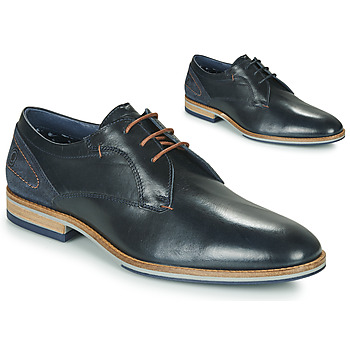 Shoes Men Derby Shoes Casual Attitude MORANI Black