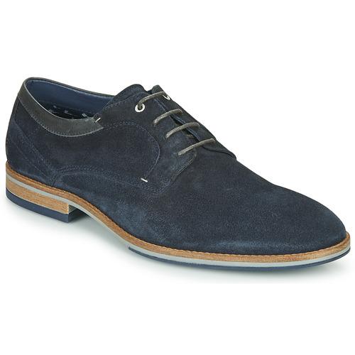 Shoes Men Derby Shoes Casual Attitude MATHILDA Marine
