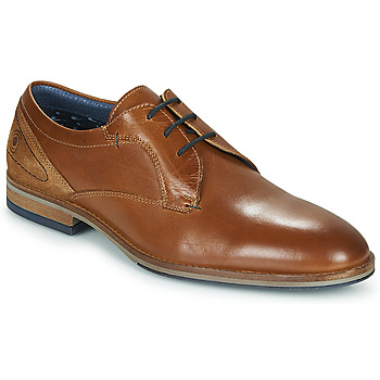 Shoes Men Derby Shoes Casual Attitude MONA Cognac