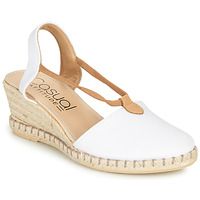 Shoes Women Sandals Casual Attitude MAYA White