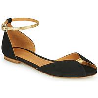 Shoes Women Sandals Emma Go JULIETTE Black / Gold