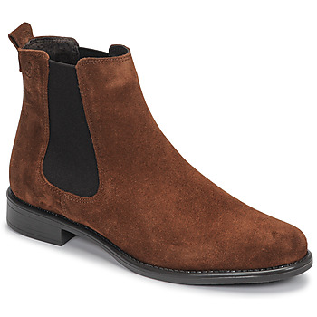Shoes Women Mid boots Betty London NORA Brown / Crust