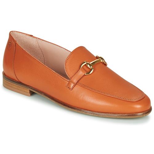 Shoes Women Loafers Betty London MIELA Camel