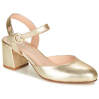 Shoes Women Heels Betty London MALINE Silver