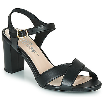 Shoes Women Sandals Betty London MOUDINE Black