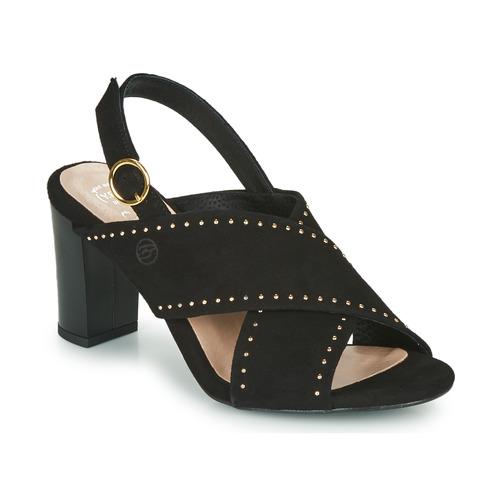 Shoes Women Sandals Betty London MADINE Black