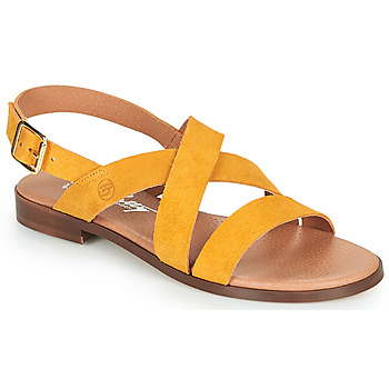 Shoes Women Sandals Betty London MADISSON Yellow