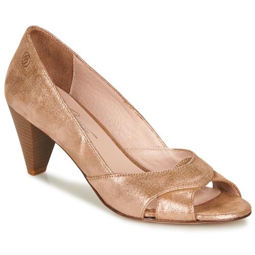 Shoes Women Heels Betty London MIRETTE Gold