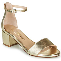 Shoes Women Sandals Betty London INNAMATA Gold