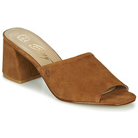 Shoes Women Mules Betty London MELIDA Cognac
