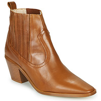 Shoes Women Ankle boots Betty London MIRTA Cognac
