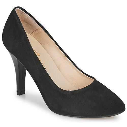 Shoes Women Heels Betty London MONDA Black