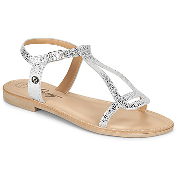 Shoes Women Sandals Betty London MISSINE Silver