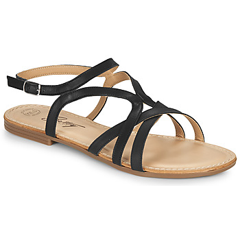 Shoes Women Sandals Betty London MASSANE Black