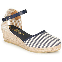 Shoes Women Sandals Betty London INONO White / Marine