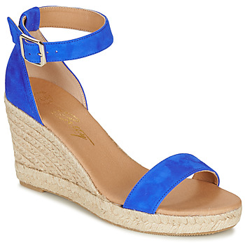 Shoes Women Sandals Betty London INDALI Blue