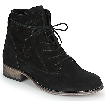 Shoes Women Mid boots Betty London MARILU Black