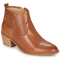 Shoes Women Ankle boots Betty London MARILENE Camel