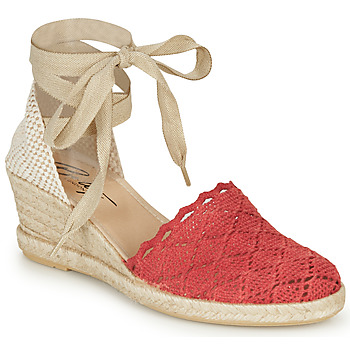 Shoes Women Sandals Betty London MARISSI Red