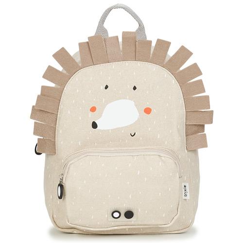 Bags Children Rucksacks TRIXIE MISTER HEDGEHOG Grey