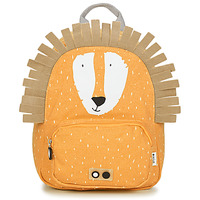 Bags Children Rucksacks TRIXIE MISTER LION Yellow