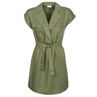 Clothing Women Short Dresses Noisy May NMVERA Kaki