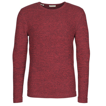 Clothing Men Jumpers Selected SLHVICTOR Red
