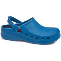 Shoes Clogs Calzamedi sanitary clog extra comfortable l 2020 BLUE