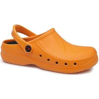 Shoes Clogs Calzamedi sanitary clog extra comfortable l 2020 ORANGE