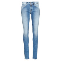 Clothing Women Skinny jeans Replay LUZ Blue / Medium