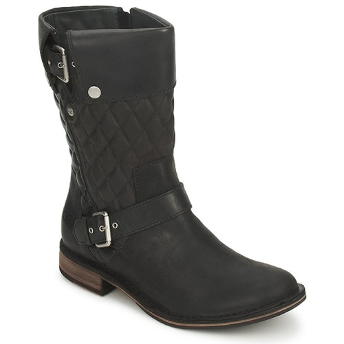 Shoes Women Mid boots UGG CONOR Black