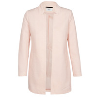 Clothing Women coats Only ONLSOHO Pink