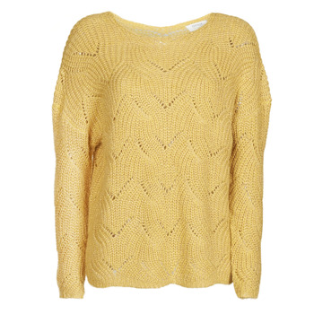 Clothing Women jumpers Only ONLHAVANA Yellow