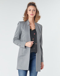 Clothing Women coats Only ONLPOPTRASH SOHO Grey