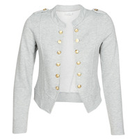 Clothing Women Jackets / Blazers Only ONLANNETTA Grey