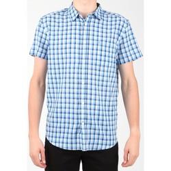 Clothing Men short-sleeved shirts Wrangler S/S 1 PKT Shirt W5860LIRQ Multicolor