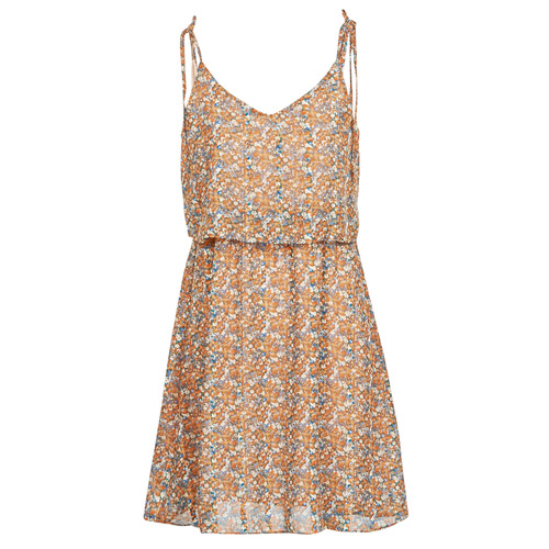 Clothing Women Short Dresses Betty London  Multicolour