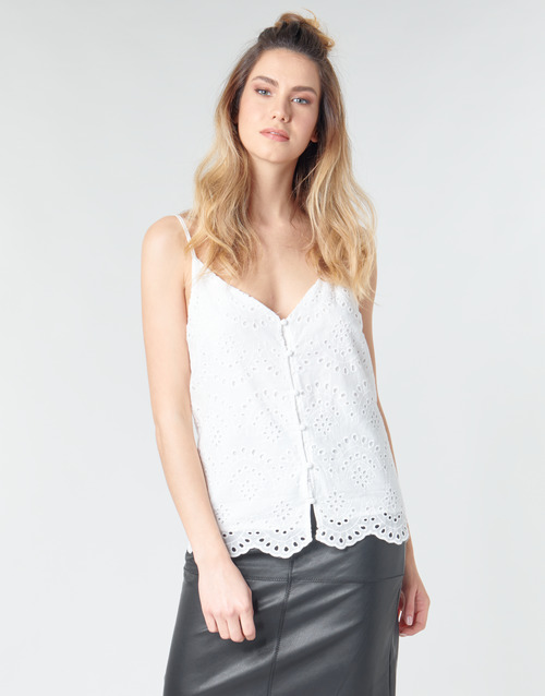 Clothing Women Tops / Blouses Betty London MINDO White