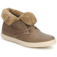 Shoes Hi top trainers Victoria 6786 TAUPE
