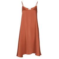 Clothing Women Short Dresses Moony Mood FANETTI Brown