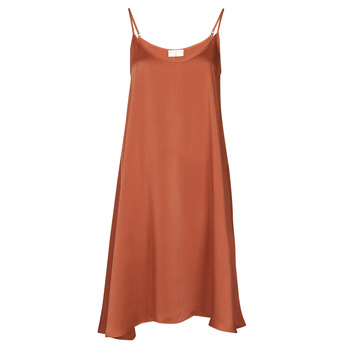 Clothing Women Short Dresses Moony Mood FANETTI Brown