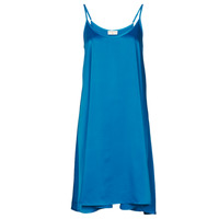Clothing Women Short Dresses Moony Mood MOLETTE Blue