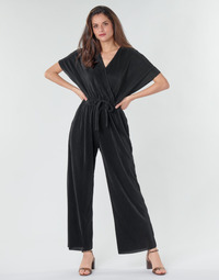 Clothing Women Jumpsuits / Dungarees Moony Mood CLOKES Black
