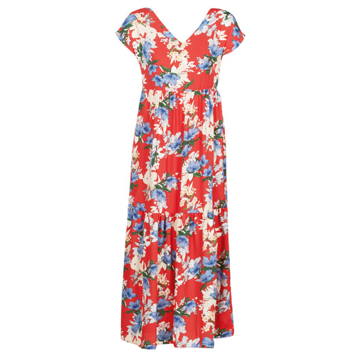 Clothing Women Long Dresses Betty London MALIN Red / White / Blue