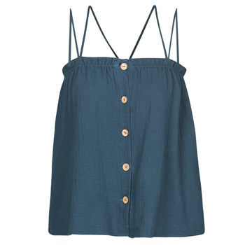 Clothing Women Tops / Blouses Betty London MOUDANE Marine